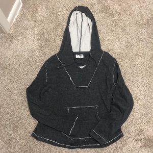Gentle Fawn Charcoal Sweatshirt | M